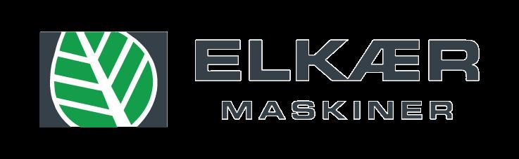 Elkaer Maskiner logo